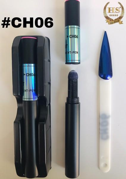 Pigmentstift - blau Hologramm