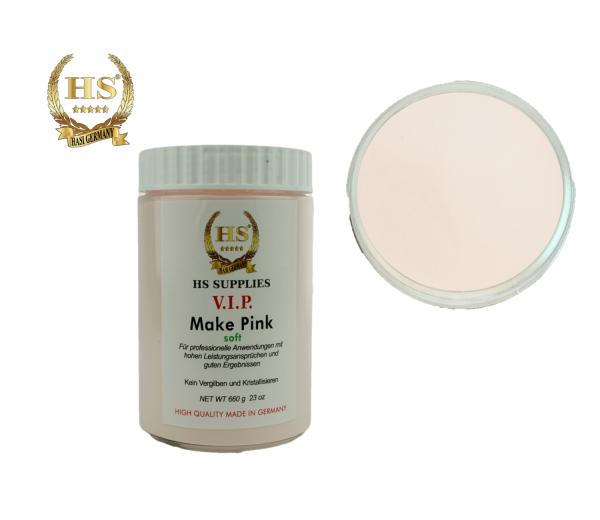 Makeup Pink Soft