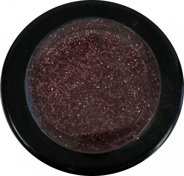 Glitter - medium Chocolate