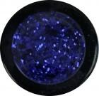 Glitter grob - royal blau