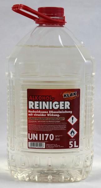 Desinfektion Alkohol-Reiniger mit viruzider Wirkung